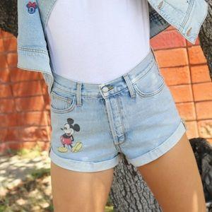 Siwy   Mickey Denim Shorts